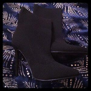 Sock Heels from Shoedazzle